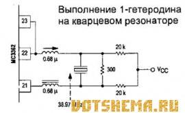 Микросхема MC3362