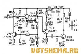 Дистанционное управление электроприборами