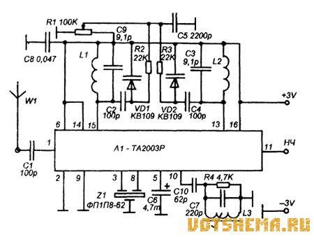 Предлагаемый в этой статье простой УКВ-ЧМ приемник, выполненный на распространенной микросхеме...
