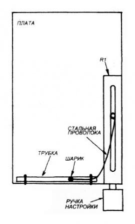 Схема миниатюрного автомобильного приемника