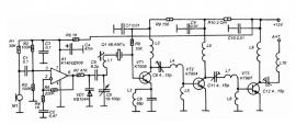Схема передатчиков 144 МГц