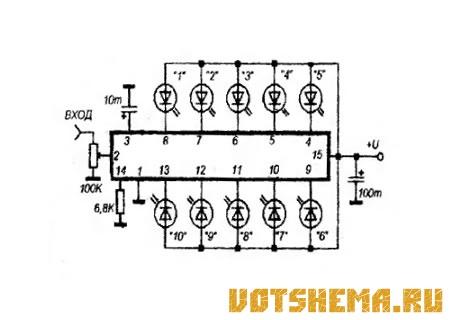 """LB1411 - микросхема фирмы """""""